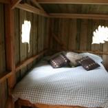 Weel-end cabane Laizon dans les arbres chambre-hotes