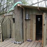 Weel-end cabane Laizon dans les arbres séjours