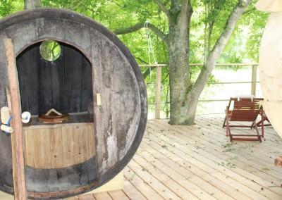 photos de cabanes dans les arbres. Black Bedroom Furniture Sets. Home Design Ideas