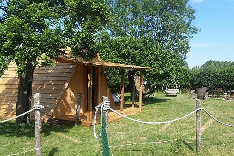 Cabane le Lodge du Baroudeur